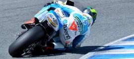 Pol Espargaro s'affirme comme le favori au titre Moto2 2013. (source: lui-même)