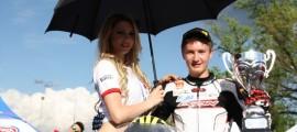 Robin Anne remporte la victoire à Monza.