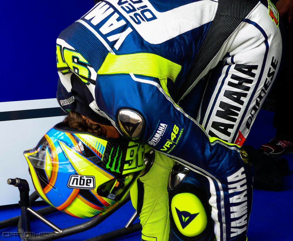 Le retour de Valentino Rossi en Catalogne ?