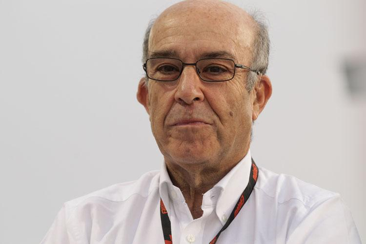 Carmelo Ezpeleta, Président de la Dorna. (Photo : ©Gold & Goose)