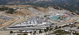 Vcircue Aérienne du circuit uit de Laguna Seca (photo : bikersnews.it)