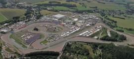 Vue Aériene du circuit du Sachsenring (Photo : pamotosnews.com)