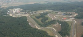Vue aérienne du circuit de Brno (Photo : Thetourexpert.eu)