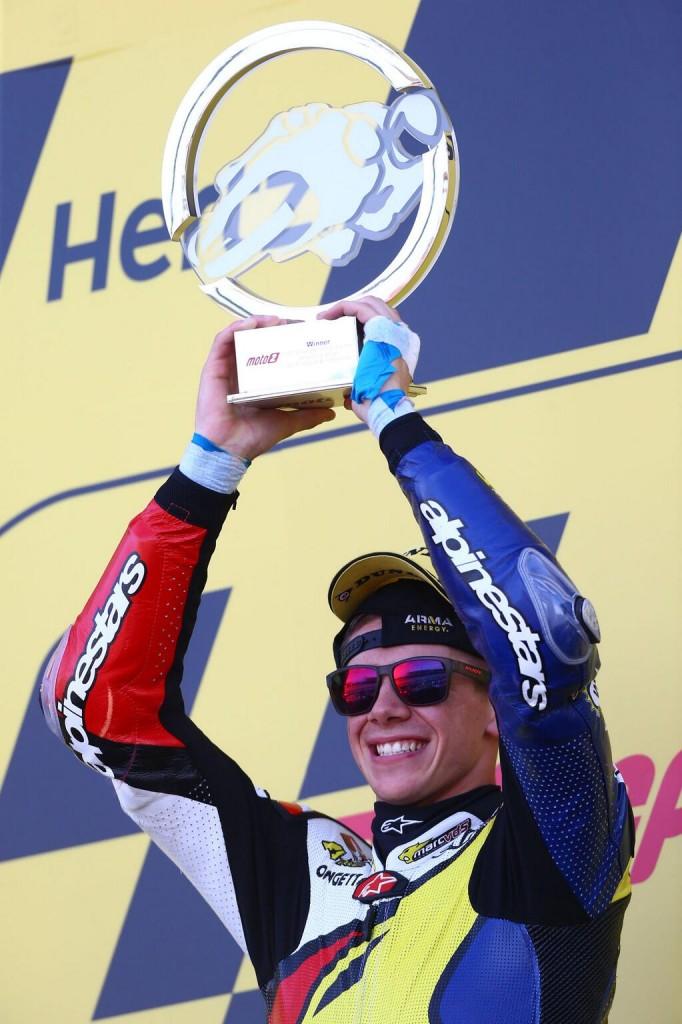 Scott Redding seul favori pour le titre Moto2 cette saison. (Photo : Marc VDS).