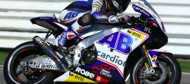 Karel Abraham sera sur une Honda Production Racer la saison prochaine.