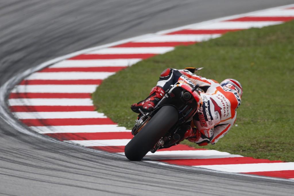 Seuls 8 points suffisent à Marc Marquez pour être titré la semaine prochaine en Australie (Photo : Honda Repsol)