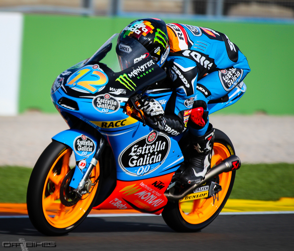 Alex Marquez et Alex Rins seront sur Honda la saison prochaine. (Photo : Thomas/OffBikes)