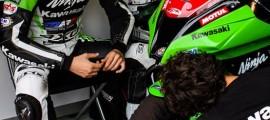 Jérémy Guarnoni vise la victoire EVO au MotorLand d'Aragón. (Photo : Line/OffBikes)