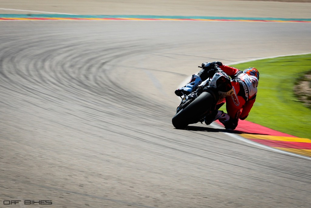 Leandro Tati Mercado, seul au monde en Superstock1000. (Photo : OffBikes)