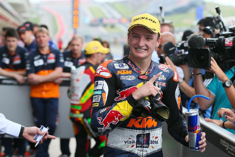 Fort de son expérience sur Honda, Jack Miller mène la KTM vers la victoire. (Photo : Ajo)