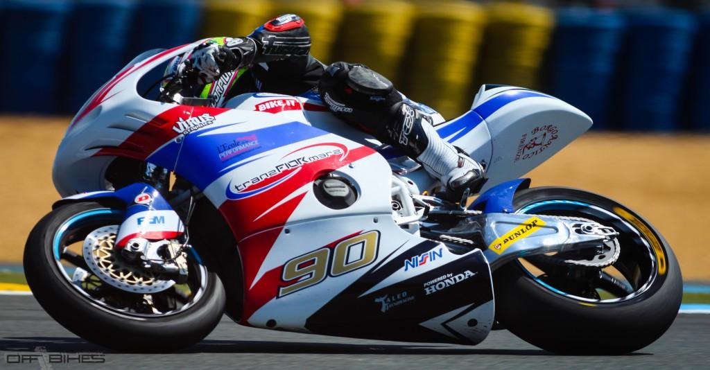 Lucas Mahias sur la TransFIORmers ce week-end : 19ème aux essais, 18ème en course. (Photo : Thomas/OffBikes)