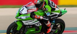 Tom Sykes auteur du doublé à Donington. (Photo : ©OffBikes)