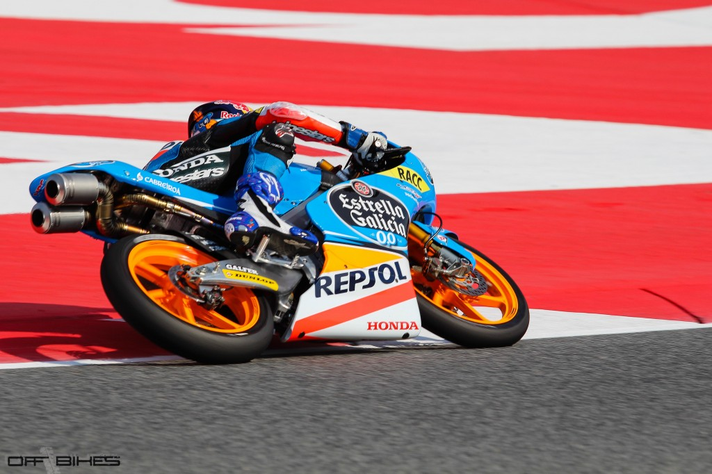 Pole position et victoire en Catalogne pour Alex Marquez. (Photo : Thomas/OffBikes)