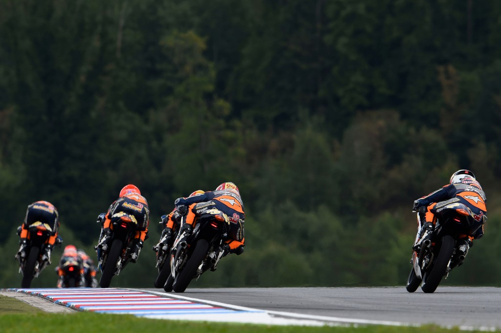 MOTORSPORT - Rookies Cup, GP Czech Republic
