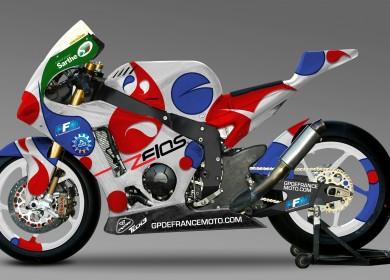 Un projet 100% Français en Moto2 pour 2015 ? Première étape à Silverstone.