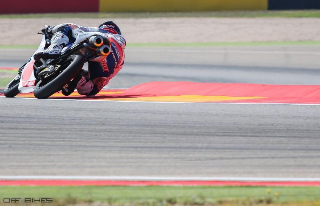 Alexis Masbou poursuit avec Honda et rejoint l'équipe RTG en 2015. (Photo : OffBikes)