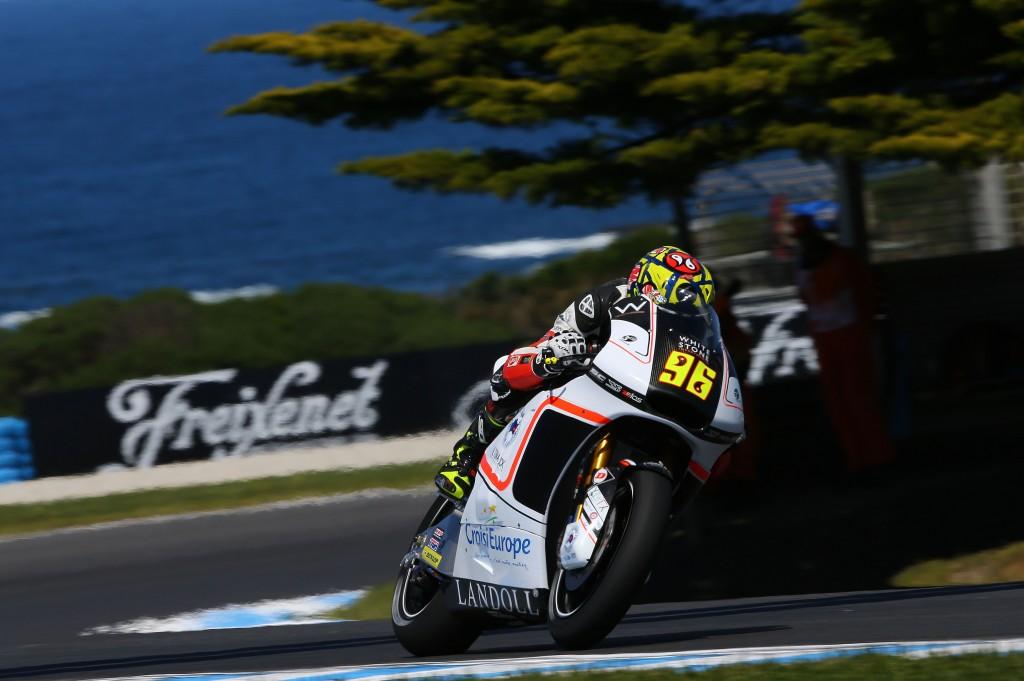Louis Rossi a retrouvé les points en Australie. À Sepang, le Français veut prendre sa revanche. (Photo : Louis Rossi)