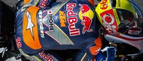 Enzo Boulom a du s'adapter aux exigences de la KTM. (Photo : OffBikes)