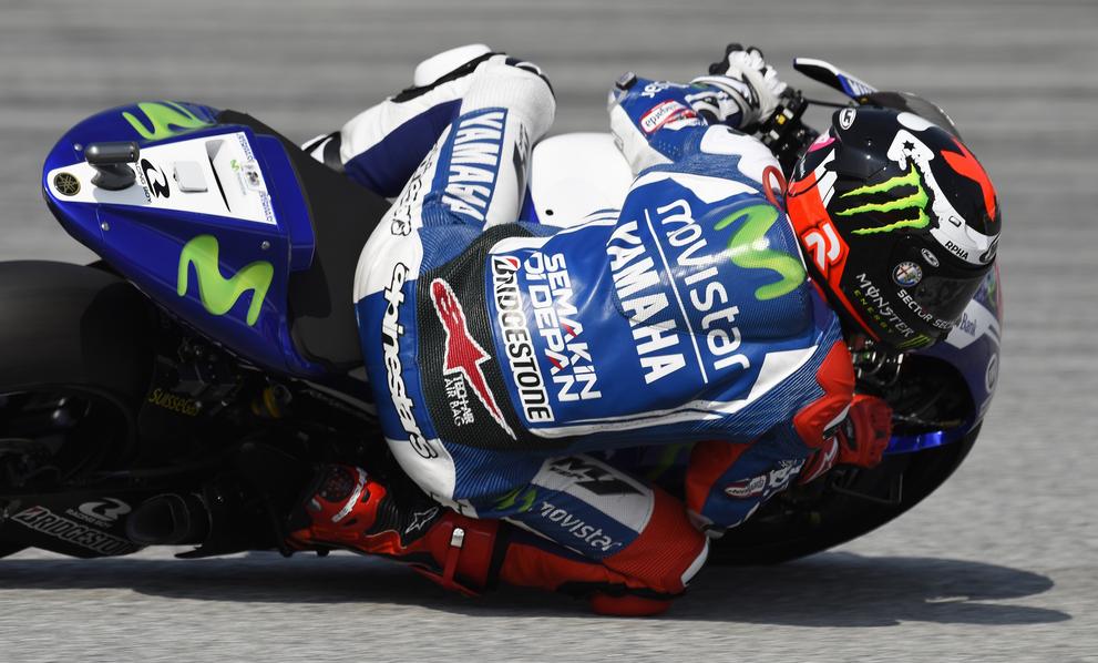 Jorge Lorenzo a retrouvé la confiance sur le tracé de Sepang. (Photo : Yamaha MotoGP)