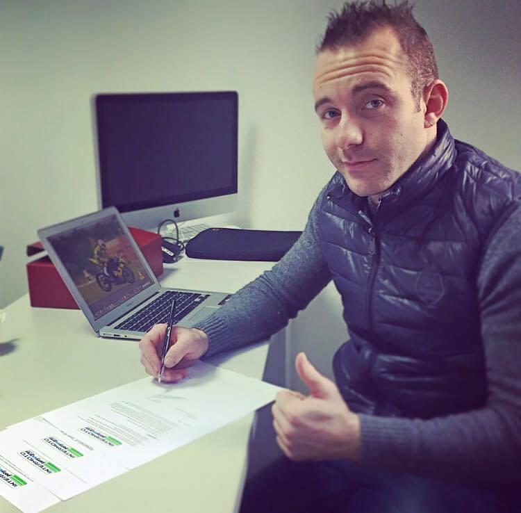 Après plusieurs semaines dans l'incertitude, Lucas Mahias rejoint l'équipe Intermoto Kawasaki en Supersport. (Photo : Lucas Mahias)