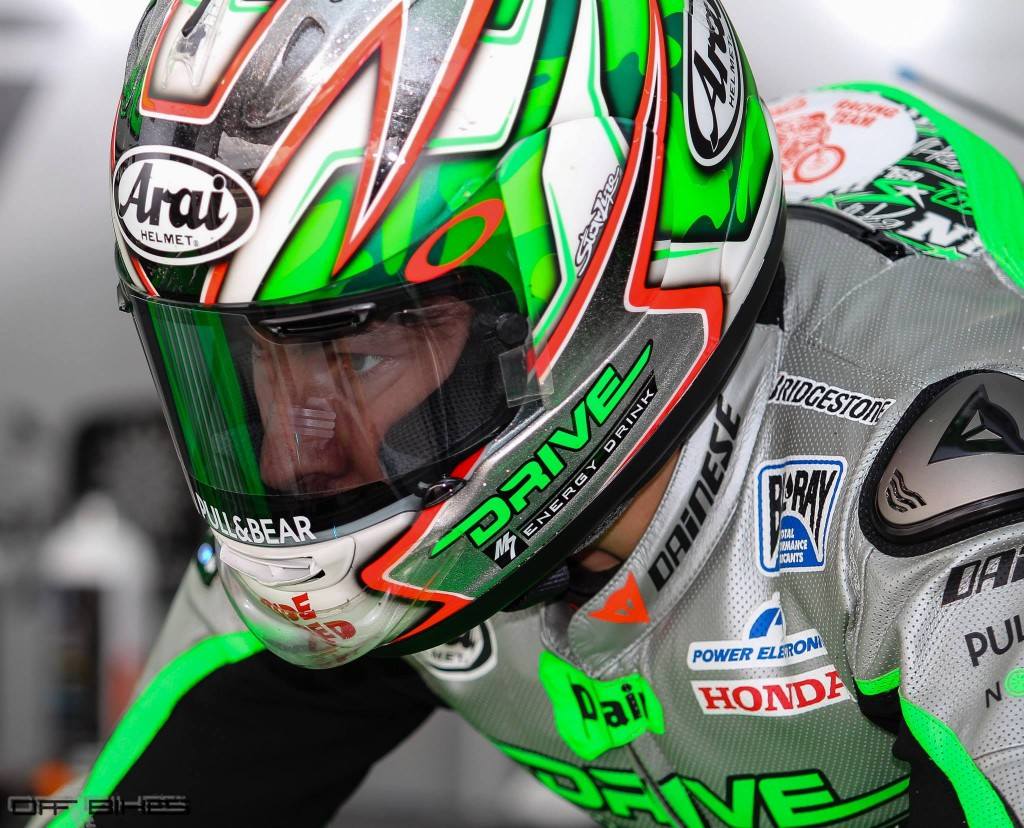 Nicky Hayden et Eugene Laverty ne porteront plus les couleurs Drive M7. (Photo : OffBikes)