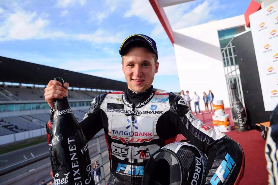 Sur 5 courses terminées, Alan Techer est monté 4 fois sur le podium. (Photo : via Alan Techer)