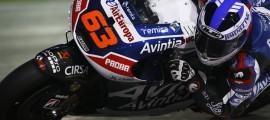 Mike Di Meglio s'est qualifiée deuxième Open hier. (Photo : Avintia Racing).
