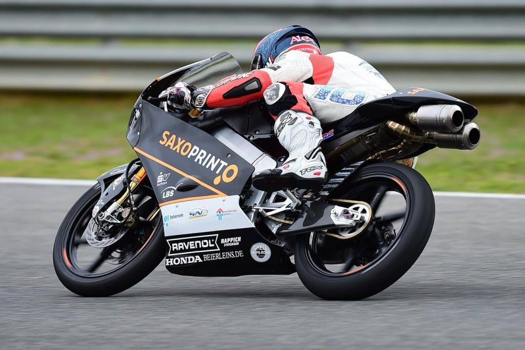 Alexis Masbou est satisfait de ce premier test à Jerez. (Photo : RTG)