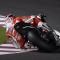 Andrea Dovizioso s'offre sa deuxième pole position au guidon de la Ducati. Pourra-t-il concrétiser en course ? (Photo : Ducati)