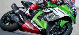 Jonathan Rea remporte sa 21 victoires en mondial Superbike. (Photo : KRT)