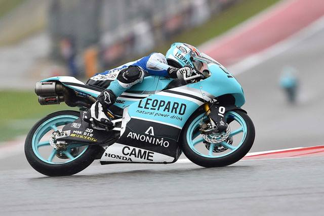 Danny Kent a (Photo : Leopard Racing)