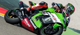 Tom Sykes a du s'incliner face Jonathan Rea en fin de séance. (Photo : KRT)