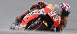 Marc Marquez reste invaincu sur le sol américain : 5 victoires en MotoGP, 2 en Moto2. (Photo : Honda Repsol)