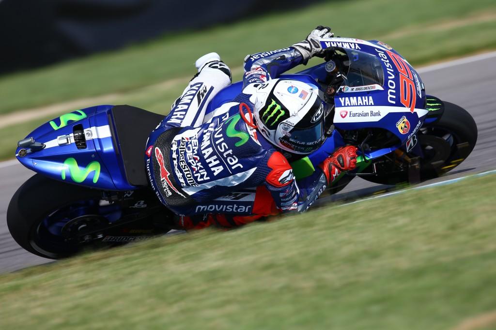 Jorge Lorenzo et Dani Pedrosa, seuls capables de tenir tête à Marc Marquez ? (Photo : Yamaha)