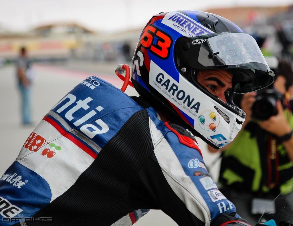 Mike Di Meglio, ancien Champion du Monde, participe très probablement à sa dernière saison en MotoGP.