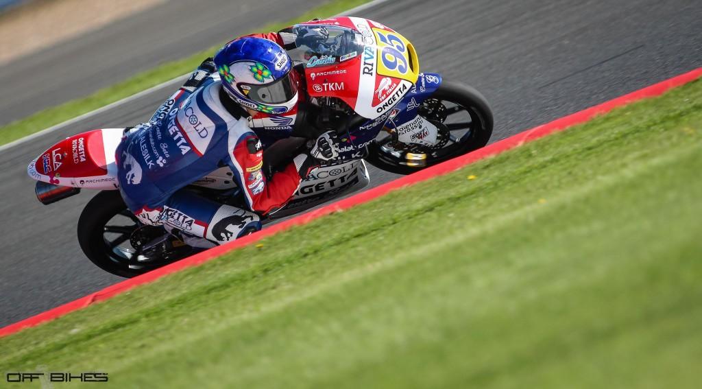 Jules Danilo a souffert à Silverstone.