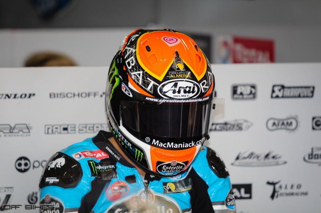 Tito Rabat signe sa deuxième pole position de la saison.