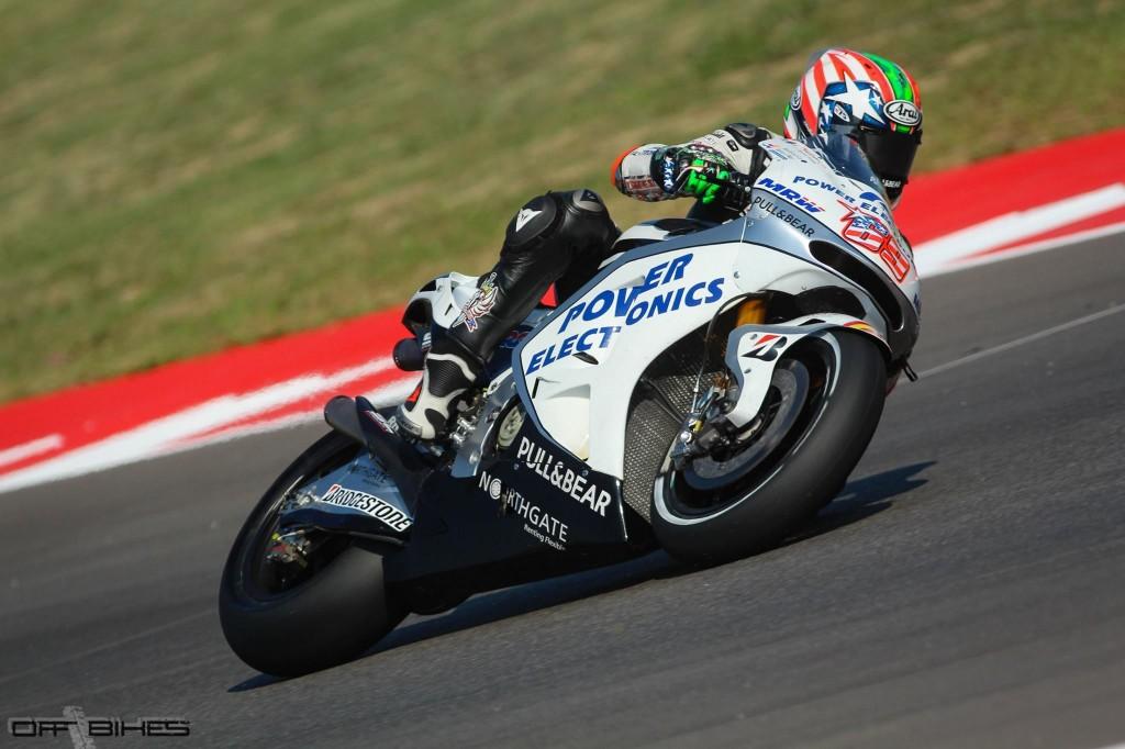 Nicky Hayden rejoindra le WorldSBK en 2016 dans l'équipe Honda Ten Kate.