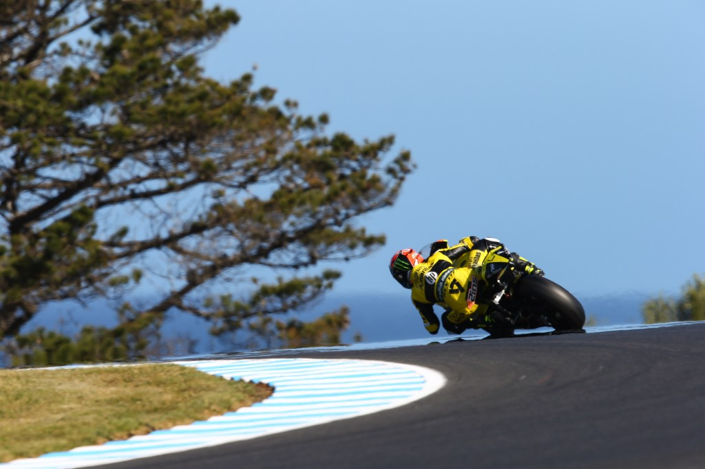 Alex Rins a dominé ce week-end australien. (Photo : Pons)