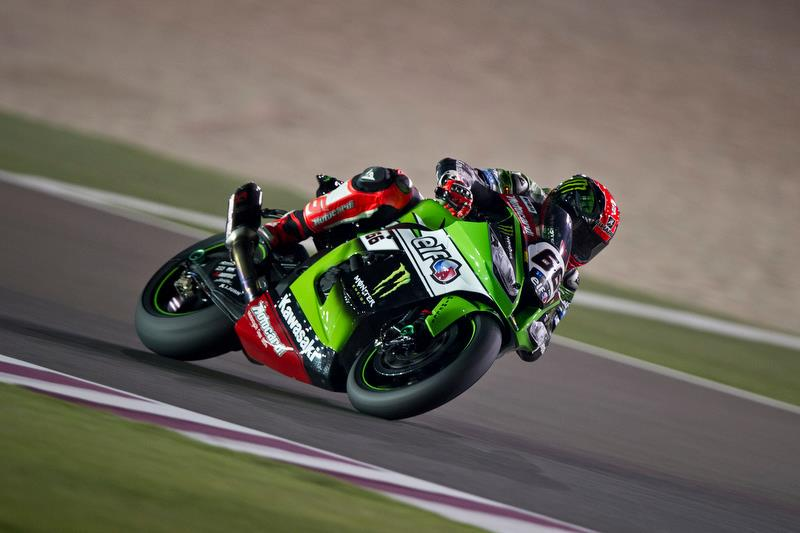 Tom Sykes signe la 30e Superpole de sa carrière. (Photo : KRT)