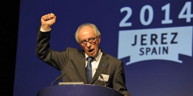 Vito Ippolito est Président de la FIM depuis 2006. (Photo : FIM)