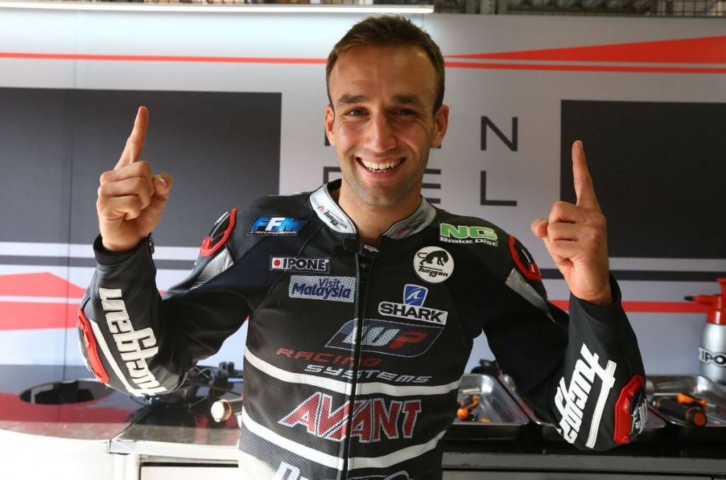 Un week-end  sans faute pour Johann Zarco à Motegi. (Photo : Ajo)