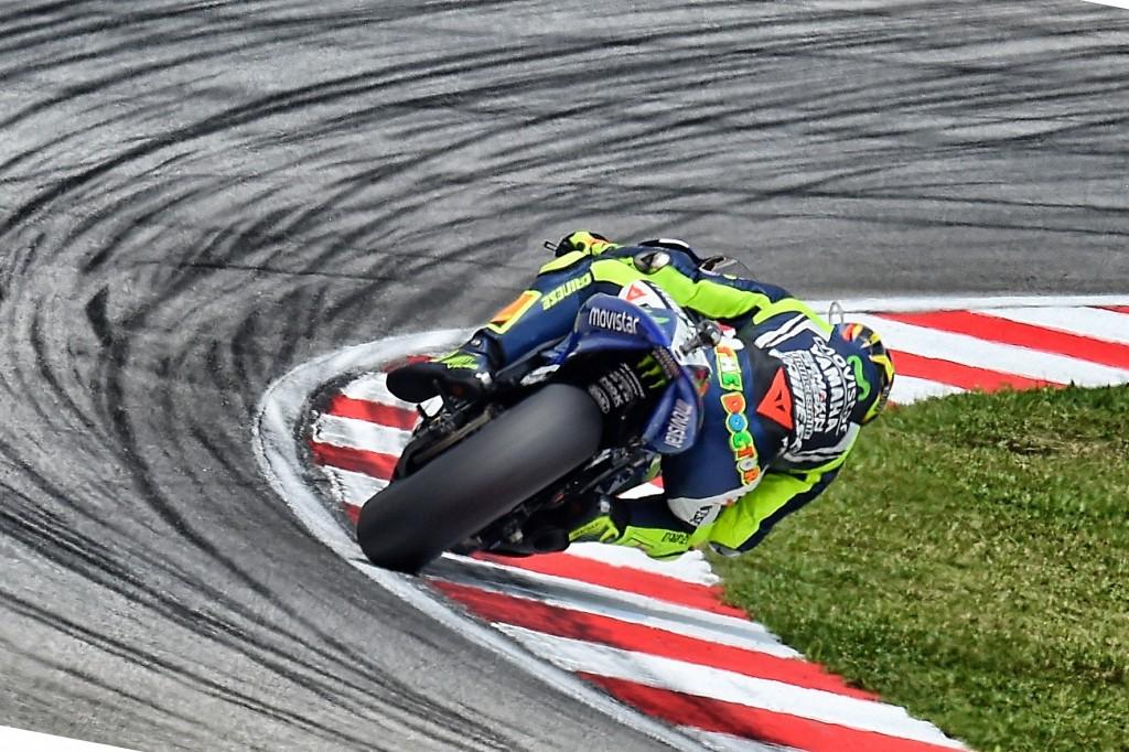 Valentino Rossi arrive à Sepang avec 11 points d'avance sur Jorge Lorenzo. (Photo : Yamaha MotoGP)