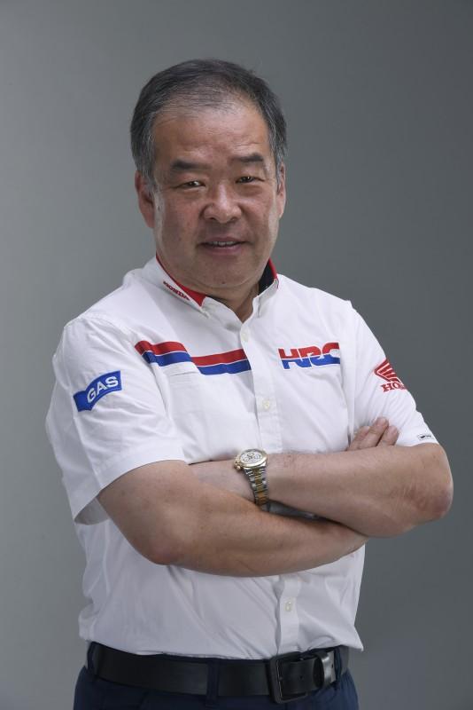 La position de Shuhei Nakamoto défend les intérêts du HRC, mais reste cordiale. (Photo : HRC)