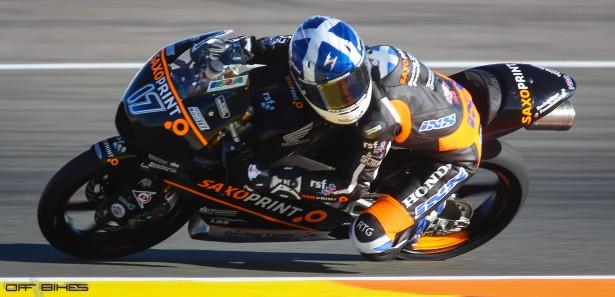 John McPhee retrouve la pole position, pour la deuxième fois cette saison.