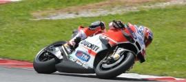 Casey Stoner de retour sous les couleurs Ducati. (Photo : Ducati)