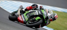 Jonathan Rea impose sa loi à Phillip Island. (Photo : KRT)