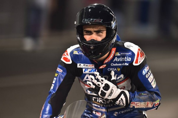 Loris Baz confiant pour le premier Grand Prix. (Photo : Loris Baz)