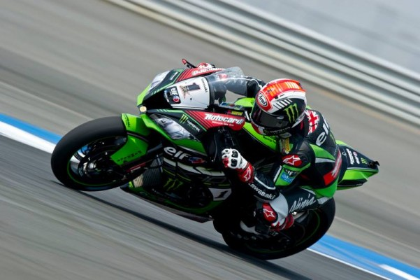 Jonathan Rea, 3 courses, 3 victoires. (Photo : KRT)