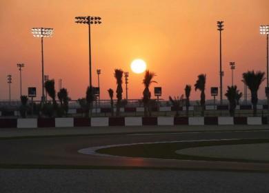 Un cadre atypique idéal pour lancer une nouvelle saison MotoGP. (Photo : HRC)